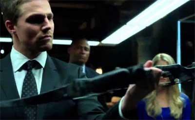 Arrow: Stephen Amell interviewed (video)