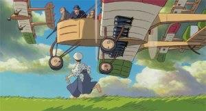 Studio Ghibli's The Wind Rises (trailer).