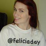 London Comic Con special: Felicia Day interview.