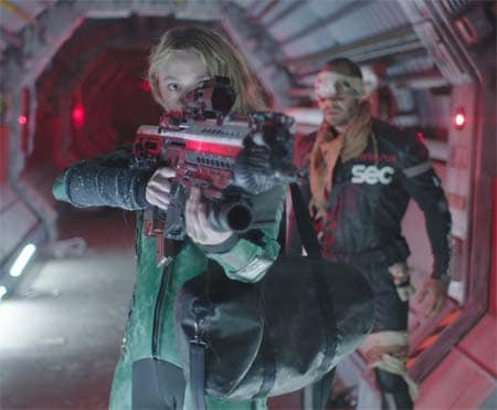 Zygote (short scifi horror movie).