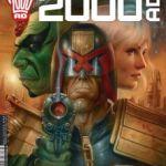 2000AD Prog 2073 (e-mag review).
