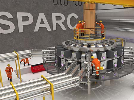 Fusion power ... nearer than we think?
