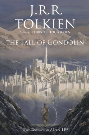The Fall of Gondolin: milking the Tolkien cow.