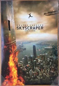 Skyscraper (action movie trailer).