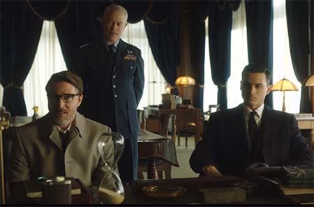 Project Blue Book (UFO TV series).