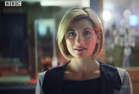 Doctor Who season 11 trailer.