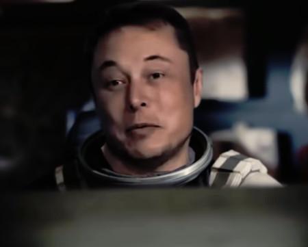 Interstellar: special edition starring Elon Musk.