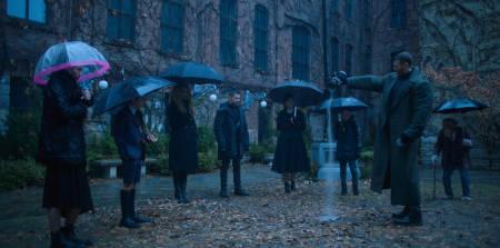 The Umbrella Academy (Netflix superhero series trailer).