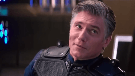 Captain Pike no more: Anson Mount to depart Star Trek Discovery.