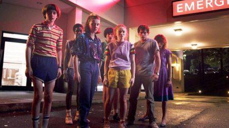 Stranger Things series 4 trailer