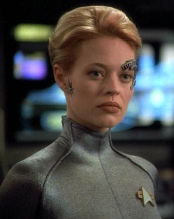 Star Trek's Kate Mulgrew and Robert Picardo chat (video).