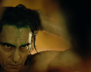 Joker movie (first trailer).