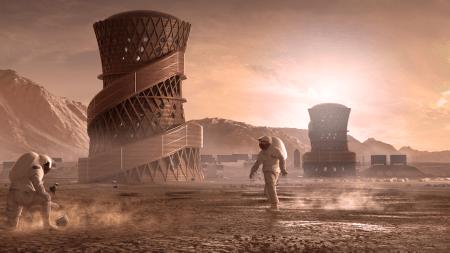 Meeting Mars (science video).
