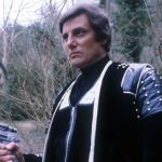 Blake's 7 actor Paul Darrow passes away.