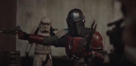Mando does Merch (new Star Wars merchandise) (video).