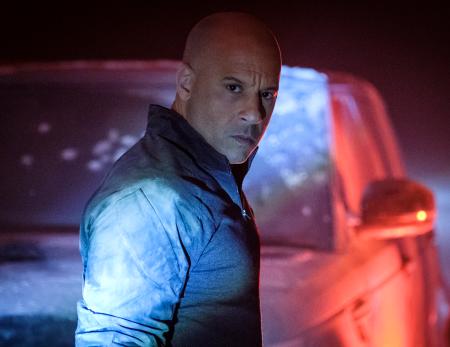 Bloodshot (Vin Diesel's new scifi movie: trailer).