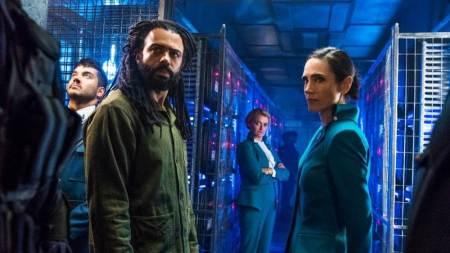 Snowpiercer scifi TV series (2nd season: trailer).