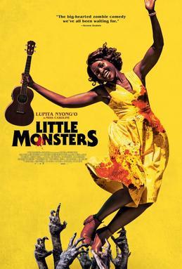 Little Monsters (horror movie review by Mark Kermode).