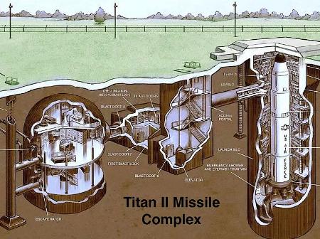 Once top-secret nuclear bunker for sale (weird news).