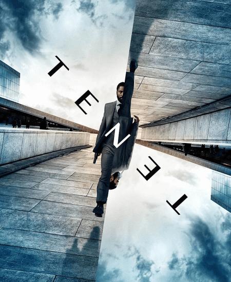 Tenet (Christopher Nolan spyfy-time travel movie: trailer)