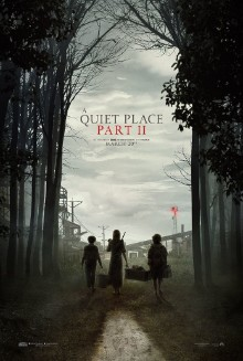 A Quiet Place II (a scifi horror-film review by Mark Kermode).