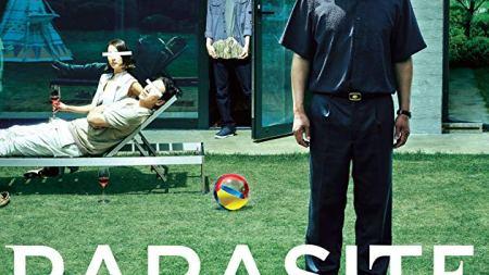 Parasite (weird but brilliant Korean movie: a Mark Kermode review).