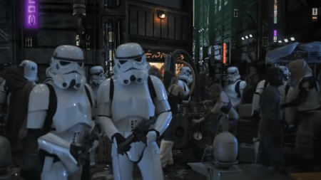 Star Wars: Underworld - the live action TV series that never happened (lost footage)