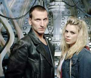 The future for Doctor Who (video).