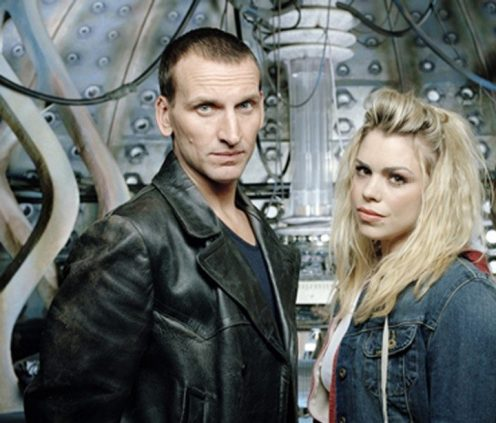 Doctor Who retrospective: the Age of Christopher Eccleston (video doc).