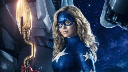 Stargirl (superhero TV show: review).
