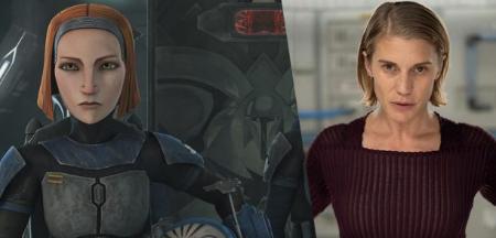 Battlestar Galactica's Katee Sackhoff interviewed (video).