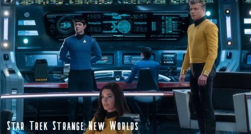 Star Trek Strange New World new TV series