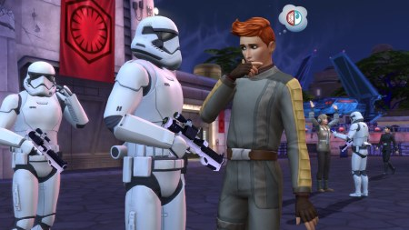 The Sims 4 Star Wars: Journey to Batuu (game news).
