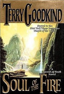 Fantasy author Terry Goodkind dies