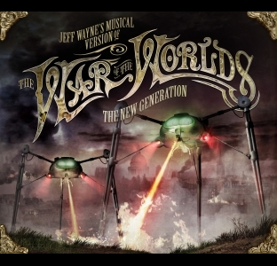 Jeff Wayne's The War of the Worlds musical to be free on YouTube for 48 hours (news).