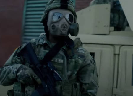 Songbird (dark science fiction film: trailer).