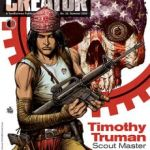 Comic Book Creator #24 Fall 2020 (magazine review).
