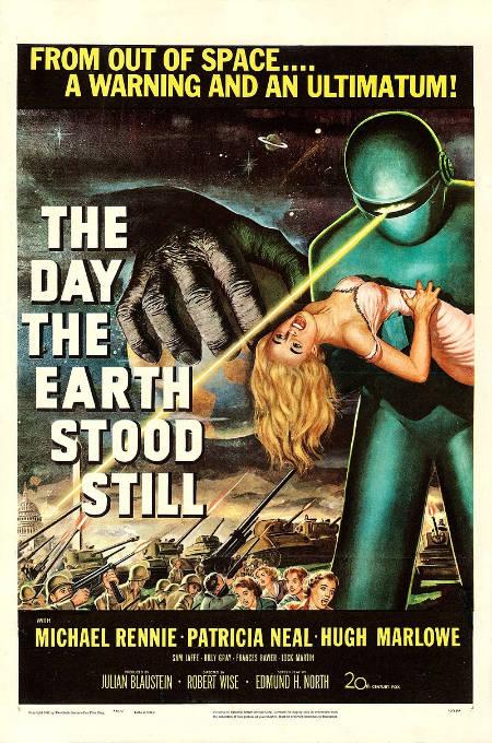 The Day The Earth Stood Still (1951) (film retrospective).