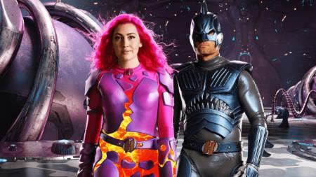 We Can Be Heroes (Netflix superhero movie: trailer).