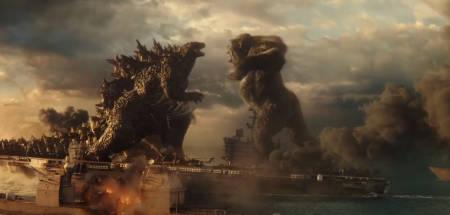 Godzilla vs. Kong movie: first trailer (video).