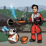 How To Speak Astromech With BB-8: A Communication Manual I.M Rollin and illustrated JAKe (book review).