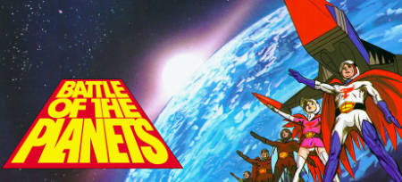 Battle of the Planets: an anime documentary (video).
