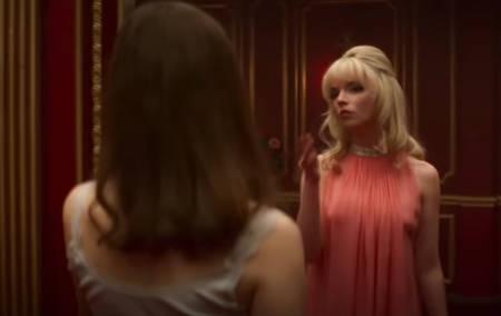 Last Night in Soho (horror film: trailer).