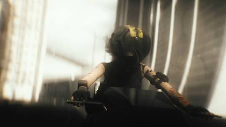 Autonomous (short animated cyberpunk scifi film: video in full).