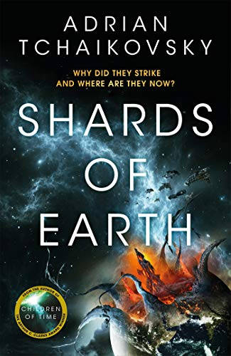 Adrian Tchaikovsky: science fiction author interview (video).