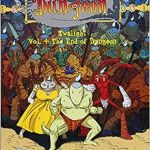 Dungeon Twilight: Vol. 4: The End Of Dungeon by Sear, Trondheim, Alfred and Mazan (graphic novel review).