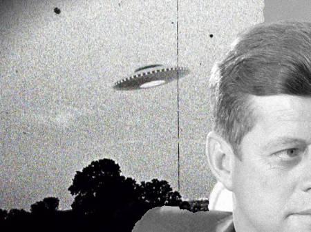 The secret space program of John F. Kennedy (weird news).