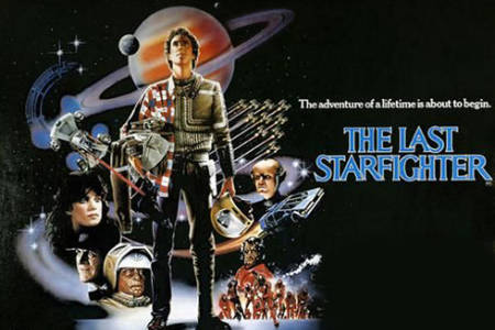 The Last Starfighter: a scifi movie retrospective (video).