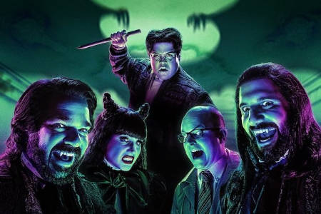 What We Do in the Shadows, 3rd season (horror comedy TV series: trailer).