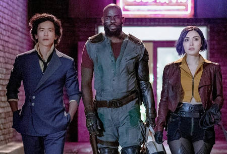 Cowboy Bebop (Netflix anime live action scifi adapation: opening sequence teaser).
